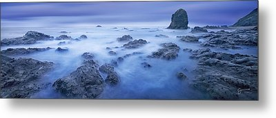 Shores Of Neptune - Craigbill.com - Open Edition Metal Print by Craig Bill