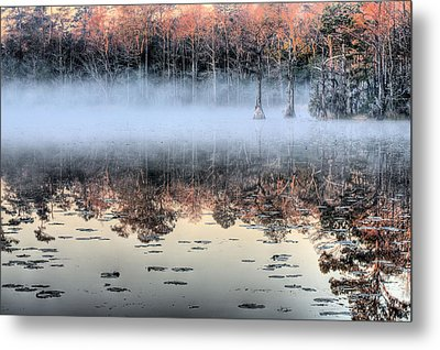 Shrouded  Metal Print by JC Findley