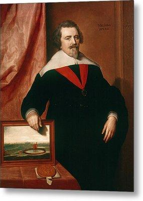 Sir John Backhouse (1582-1649) Metal Print by Granger