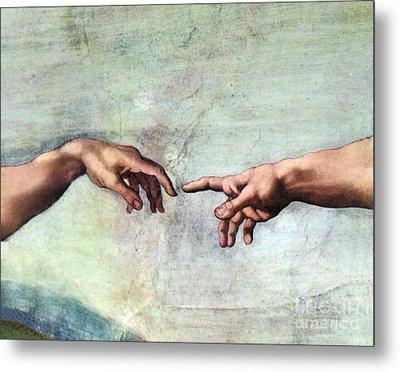 Sistine Chapel Metal Print by SPL and Photo Researchers