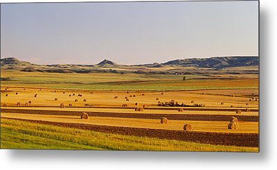 Slope Country Nd Usa Metal Print by Panoramic Images