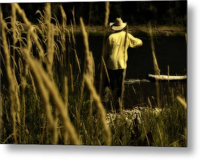 Soft Cast Metal Print by Ron White
