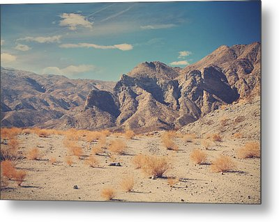 Sometimes All You Can Do Is Breathe Metal Print by Laurie Search