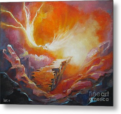 Sound Of Heaven Metal Print by Tamer and Cindy Elsharouni