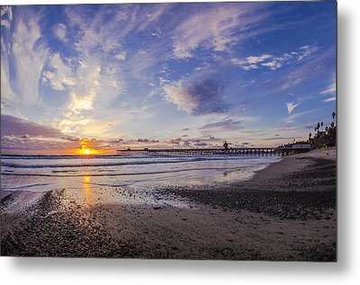 Southern California Winter Metal Print by Sean Foster
