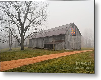 Southern Maryland Charm II Metal Print by Susan Smith