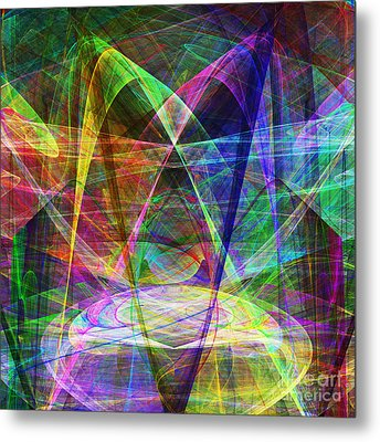Space Odyssey 20130511 Metal Print by Wingsdomain Art and Photography
