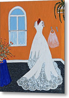 Special Day Metal Print by Barbara Griffin