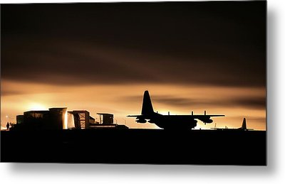 Special Operations Command Metal Print by JC Findley