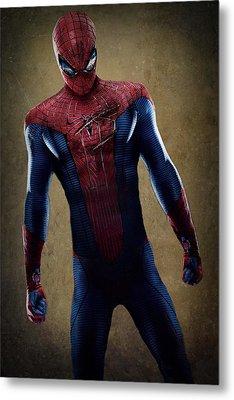 Spider-man 2.1 Metal Print by Movie Poster Prints