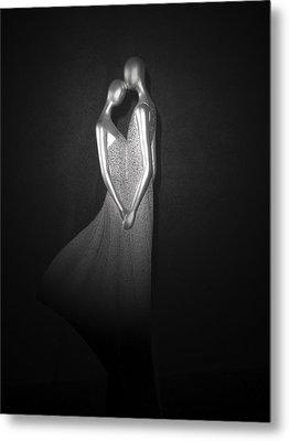 Spot Light Metal Print by Athala Carole Bruckner