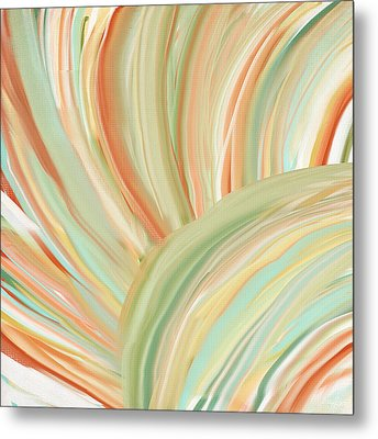 Spring Colors Metal Print by Lourry Legarde