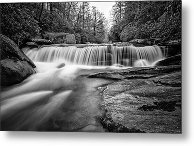 Spring Falls Metal Print by Brian Young