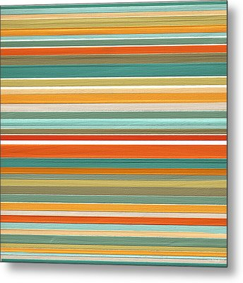 Spring In Sync Metal Print by Lourry Legarde