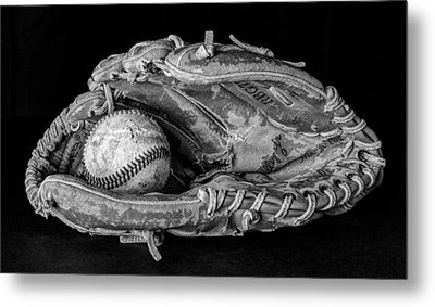 Spring Training Metal Print by Jeff Burton