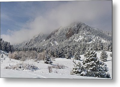 Springtime Colorado Rocky Mountains Boulder Metal Print by James BO  Insogna