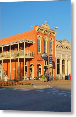 Square Books Oxford Mississippi Metal Print by Joshua House