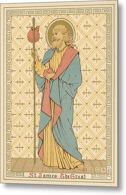 St James The Great Metal Print by English School