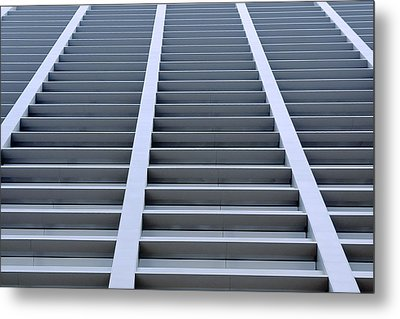 Stairway To Heaven In Houston Metal Print by Christine Till