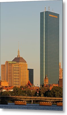 Standing Tallest Metal Print by Juergen Roth