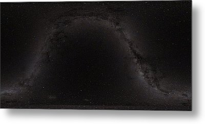 Star Map Metal Print by Science Photo Library