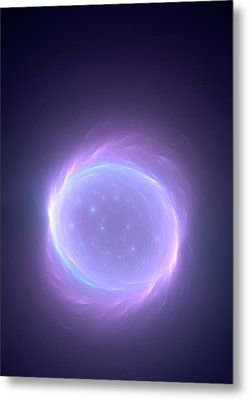Starbirth Metal Print by David Parker
