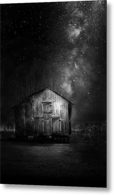 Starry Night Metal Print by Marvin Spates