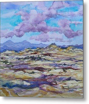 Steptoe Butte 2 Metal Print by Lynne Haines