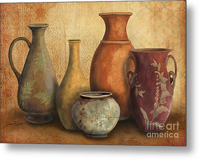 Still Life-c Metal Print by Jean Plout