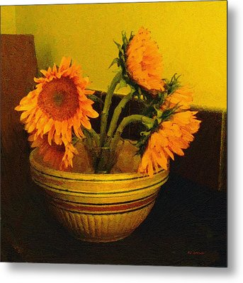 Still Life September Metal Print by RC deWinter