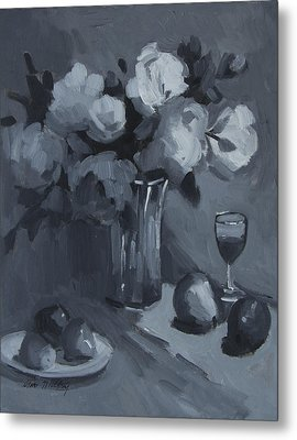 Still Life Study Metal Print by Diane McClary