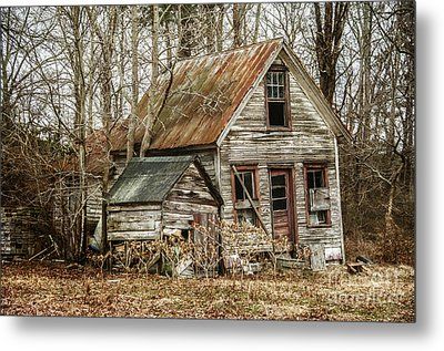 Still Standing Metal Print by Terry Rowe
