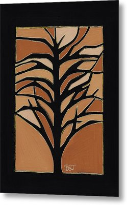 Sugar Maple Metal Print by Barbara St Jean