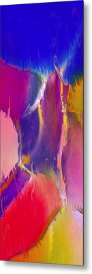 Sultry Movement Metal Print by Omaste Witkowski
