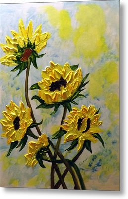 Summer Color Metal Print by Rich Mason