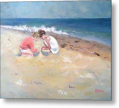 Summertime Metal Print by Dorothy Siclare