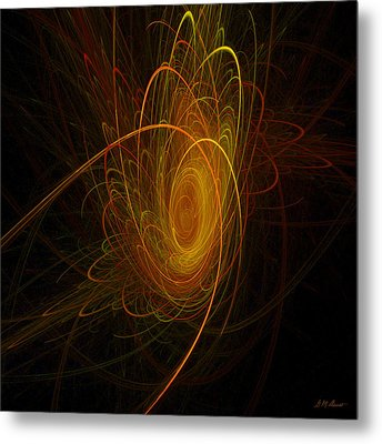 Sunburst Metal Print by Michael Durst