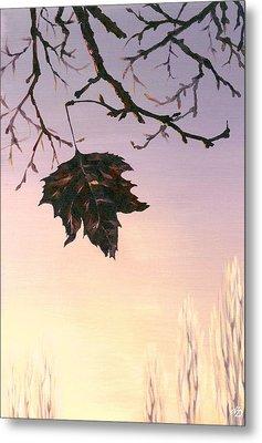 Sunrise Metal Print by Natasha Denger