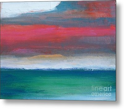 Divine Sky Metal Print by Vesna Antic