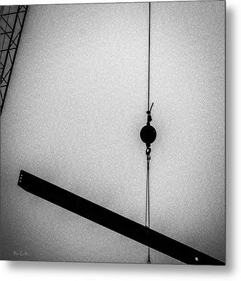 Suspended Metal Print by Bob Orsillo
