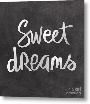 Sweet Dreams Metal Print by Linda Woods