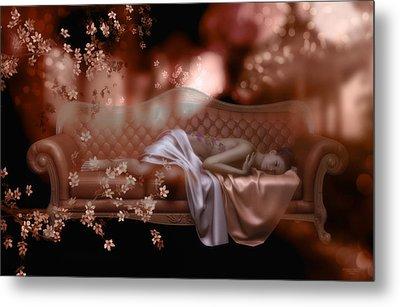 Sweet Dreams Metal Print by Shanina Conway