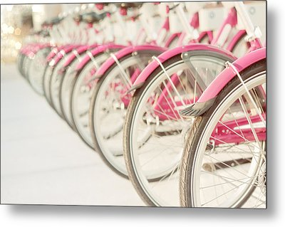 Sweet Rides Metal Print by Amy Tyler