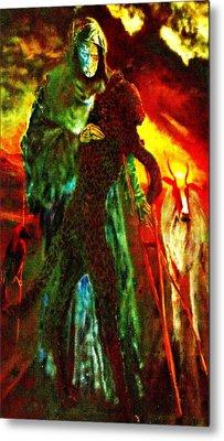 Symbiosis Metal Print by Henryk Gorecki