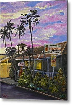 Take Home Maui Metal Print by Darice Machel McGuire