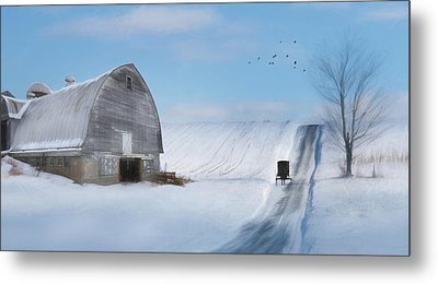 Take Me Home Metal Print by Lori Deiter