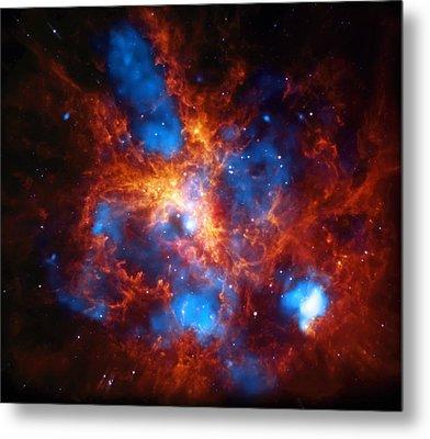 Tarantula Nebula Metal Print by Jennifer Rondinelli Reilly - Fine Art Photography