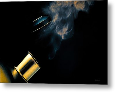 Tea For One Part Two Metal Print by Bob Orsillo