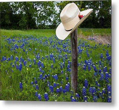 Texas Metal Print by Mark Alder