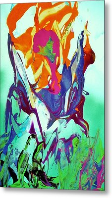 Than Are Dreamed Of Metal Print by Bruce Combs - REACH BEYOND